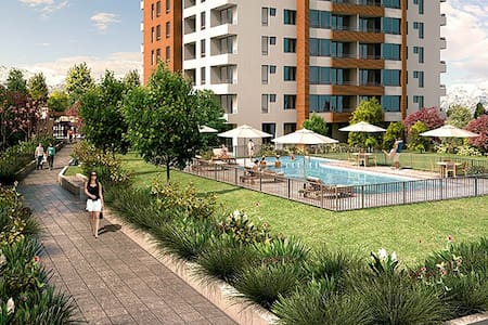 NUÑOA: NEW+ bright + great view
