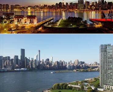 #맨하탄 뷰 #맨하탄 한 정거장 #BEST PICTURE - Queens - Apartment