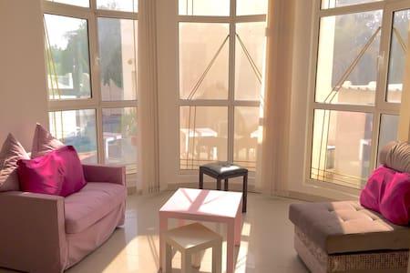 Spacious studio by the beach & park - Appartamento