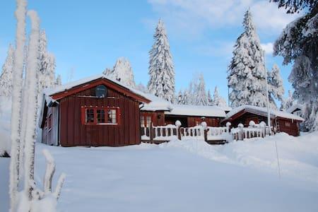 Charming family cabin. - Blockhütte