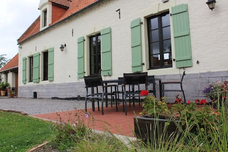 "Charmant B&B entre ""vallons & mer"" - Hardinghen - Bed & Breakfast"