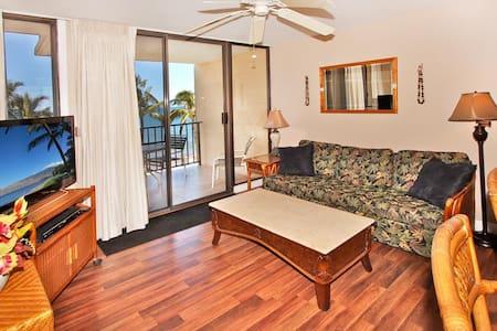 Kealia Resort 302 - Kihei - Lyxvåning