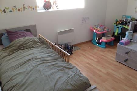 2 lits dans Centre Ville - Apartment