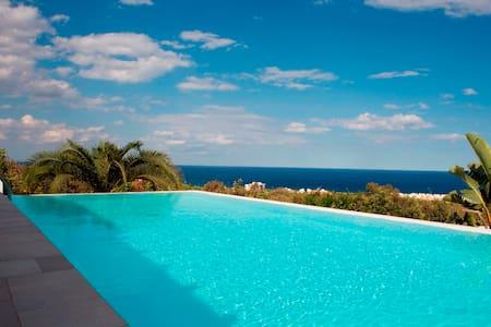 Aegean villa - simply amazing - Ház