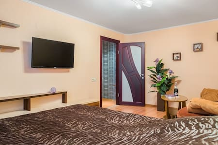 Квартира на сутки по ул Маяковского - Apartamento