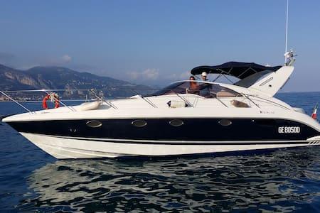 Barca a Motore - Mentone