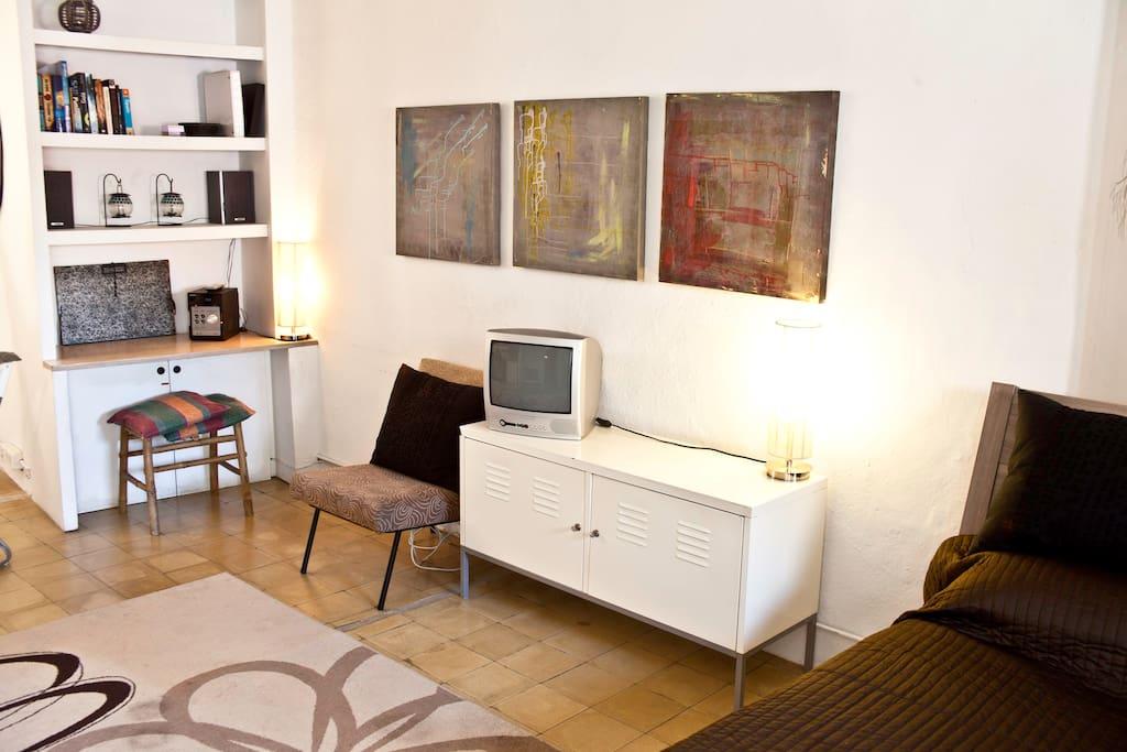 Studio apt. Barcelona, El Born