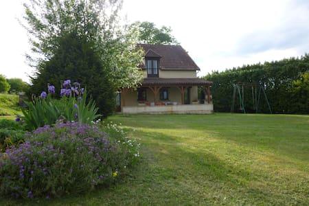 La Bergerie - Campagnac-lès-Quercy - Huis