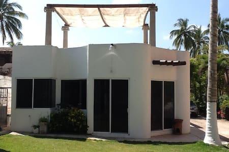 Casa en lo de Marcos pie de playa - Lo de Marcos