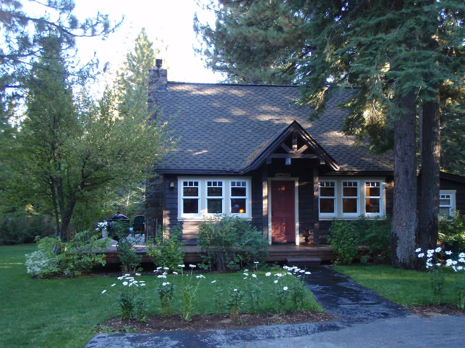 Tahoe Park Cabin Lake Tahoe Cabins For Rent In Tahoe City