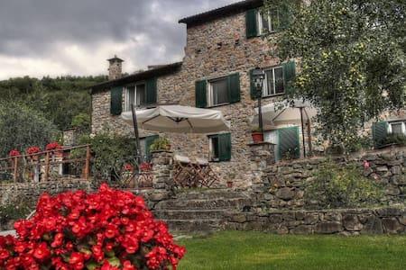 Pace e relax al B&B Fiume - Castiglione Chiavarese