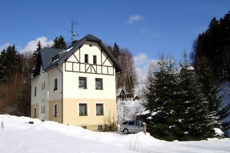 Mountain Green Apartment, Krkonoše - Wohnung