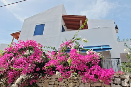 Modern house with sea view - Ev