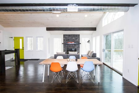 Brand New Modern Home in Catskills - House
