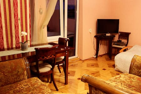 Cozy room near Kaunas city center - House