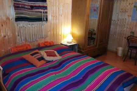 Vallée d'Illiez - fun & cosy - Bed & Breakfast