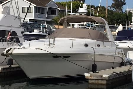 Luxurious  34' boat - Sausalito