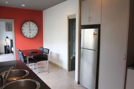 Central Launceston apartment