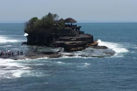 1Bdrm Villa at Tanah Lot Bali