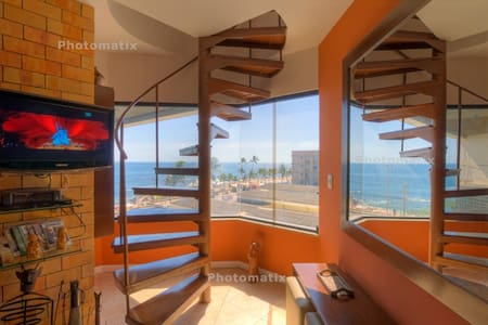 PS409: luxury 2 bdrm w private pool - Salvador - Apartment