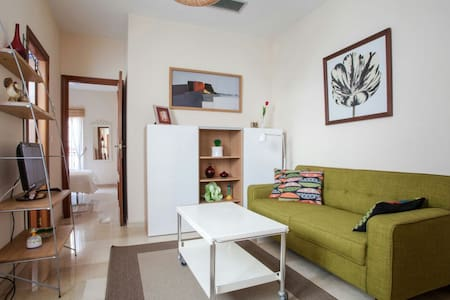 CENTRAL 1-BED APARTMENT. WIFI. - Flat