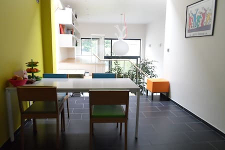 Modern gerenoveerde woning  - Wikt i opierunek