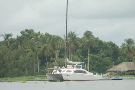 Fun accommodation and sailing - Chaguaramas - Boat