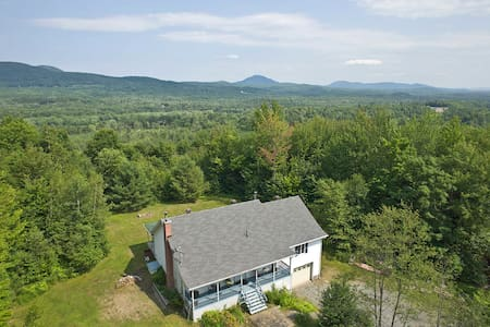 Spacious cottage in Eastern Townships - Casa