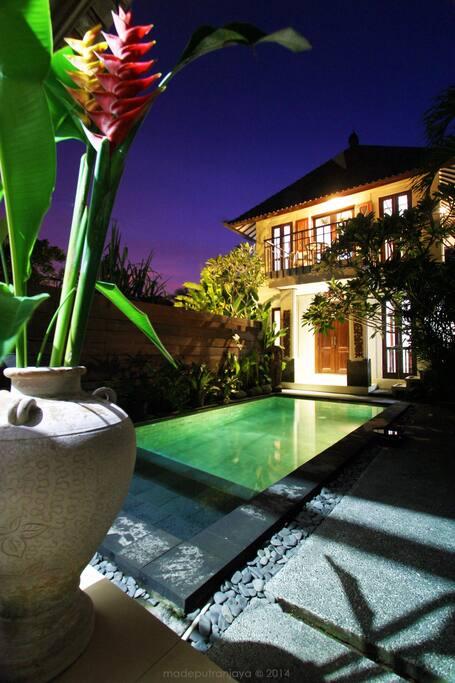Two Bedrooms Private Villa