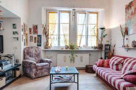 Entire apartment in the historical centre of BZ - Wohnung