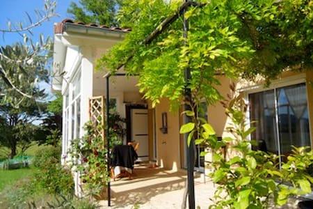 La maison de Françoise - Saint-Gervais-sur-Roubion - House