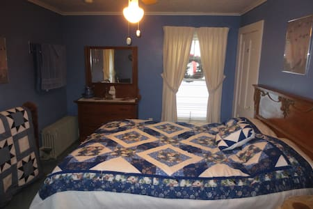 Blue room - Bed & Breakfast