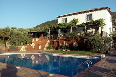 Original casa rural en el centro de Andalucía - Casa de camp