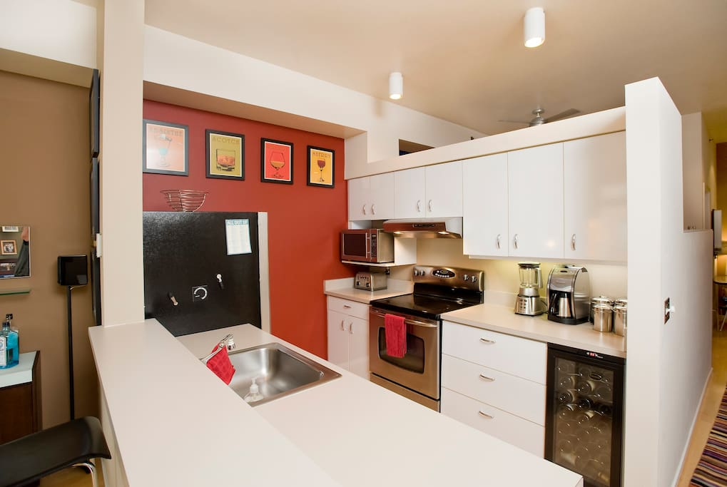 Seattle Pike Place Market Apartment