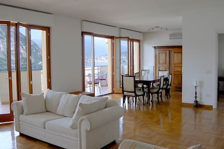 Campione apartments Panoramic view - Flat