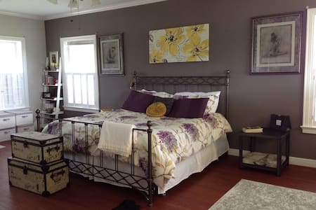 Paris master suite, country charm - Beaumont - Casa