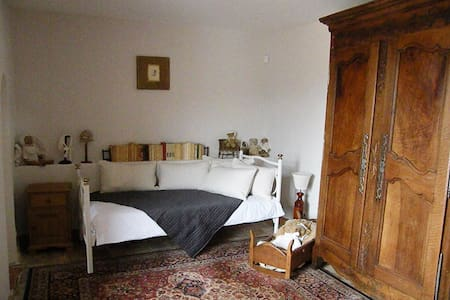 Le deffend de redon - ch. Terrasse - Montbrun-les-Bains - Bed & Breakfast