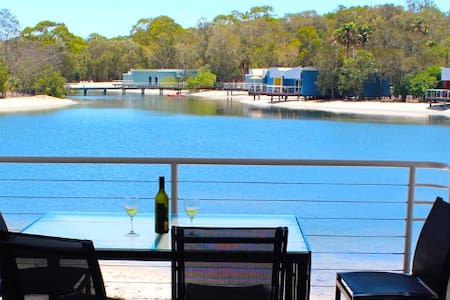Waterfront Island Paradise - South Stradbroke Island