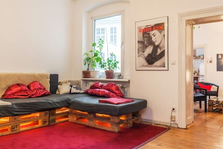 Spaceious Location in Central Area - Berlin - Apartment