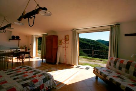 AGRITURISMO LA SALA CASA LOGGIA - Greve in Chianti - Loft