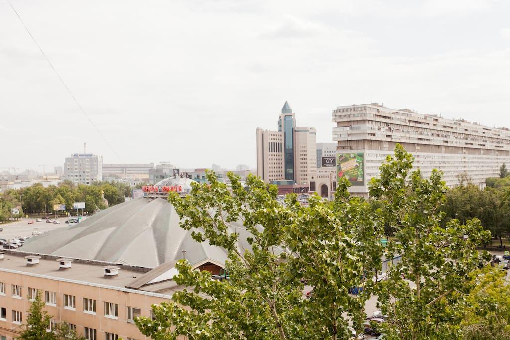 Loft Studio in the City Centre