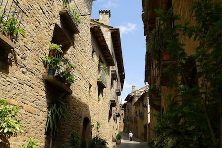 Precioso apto. medieval en Aínsa - Aínsa - Lägenhet