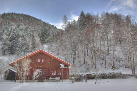 Unique Hunters hut in Tirol - Walchsee