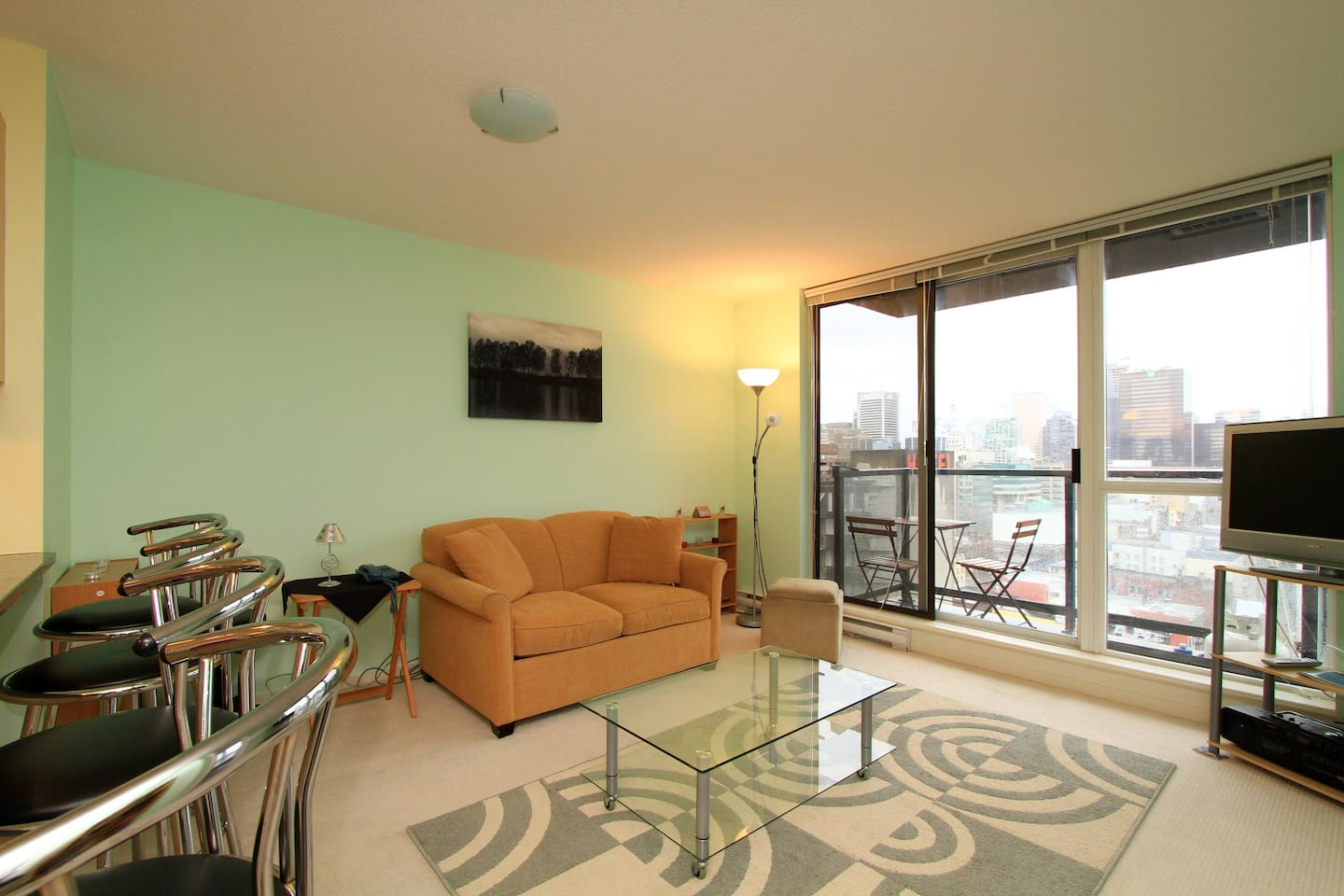 Amazing Downtown Vancouver Condo!