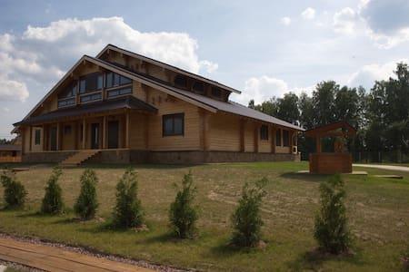 """парк-отель """"Николо-поле"""" - Chernogolovka - Guesthouse"""