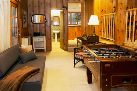 Charming Guest Suite, Steps to Lake