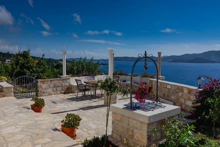 Beautiful Villa Viganj with seaview - Viganj - Talo
