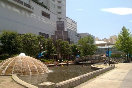 Ocean apartment near center of Kobe