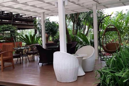 Homestay in fruit garden - Sai khao - Villa