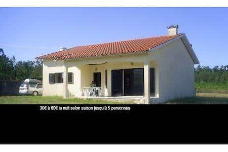 Maison Portugal, 15Km de l'océan. - House